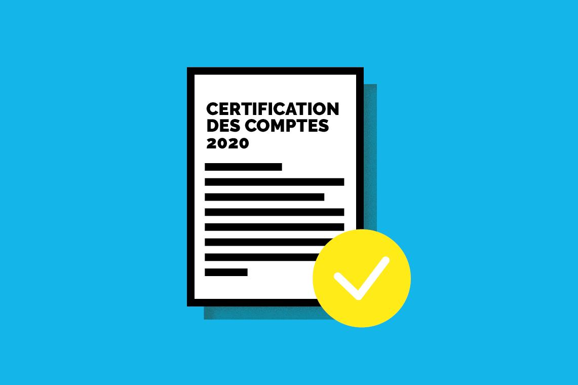 Les comptes 2020 de l'Agessa certifiés